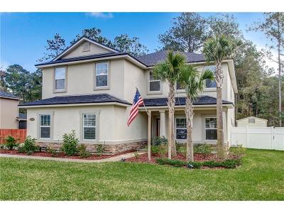 Yulee Single Family Home For Sale: 97254 Bluff View Circle