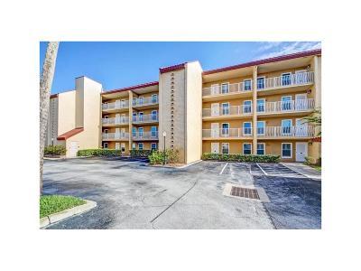 Fernandina Beach Condo/Townhouse For Sale: 3420 S Fletcher Avenue #101