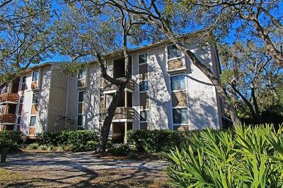 Fernandina Beach Condo/Townhouse For Sale: 2328 Sadler Road #6-D