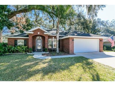 Fernandina Beach Single Family Home For Sale: 96086 Sea Winds Drive
