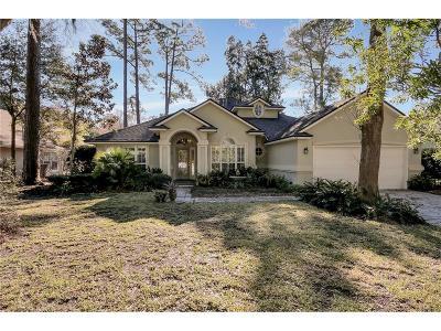 Fernandina Beach FL Single Family Home For Sale: $519,000