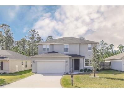 Yulee FL Single Family Home For Sale: $225,000
