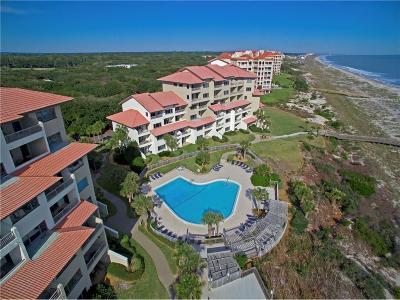 Fernandina Beach, Fernandina Beach/amelia Island, Yulee Condo/Townhouse For Sale: 260/261 Sandcastles Court