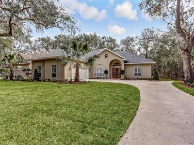 Fernandina Beach Single Family Home For Sale: 96136 Light Wind Drive
