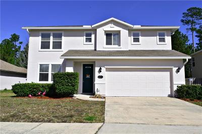 Yulee Single Family Home For Sale: 76153 Deerwood Drive