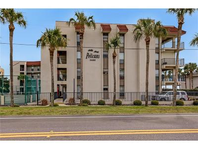 Fernandina Beach Condo/Townhouse For Sale: 3460 S Fletcher Avenue #402