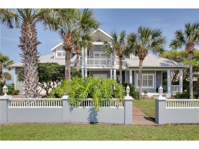 Fernandina Beach, Fernandina Beach/amelia Island, Yulee Single Family Home For Sale: 4020 S Fletcher Avenue