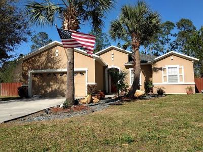 Fernandina Beach Single Family Home For Sale: 96059 Waterway