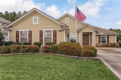 Fernandina Beach Single Family Home For Sale: 85069 Champlain Drive