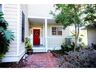 Fernandina Beach Single Family Home For Sale: 9 Little Dunes Circle