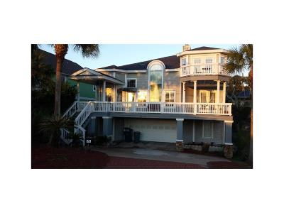 Fernandina Beach, Fernandina Beach/amelia Island, Yulee Single Family Home For Sale: 3635 S Fletcher Avenue