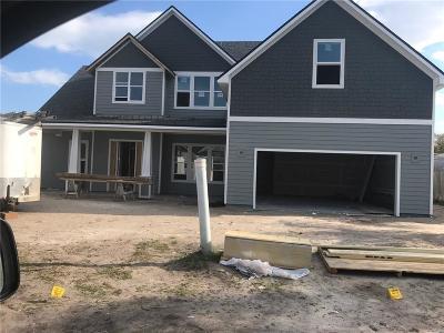 Fernandina Beach Single Family Home For Sale: 95463 Captains Way