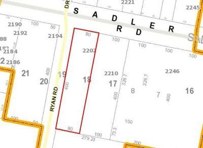 Fernandina Beach Commercial For Sale: 2202 Sadler Road