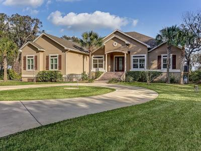 Fernandina Beach Single Family Home For Sale: 94306 Summer Breeze Drive