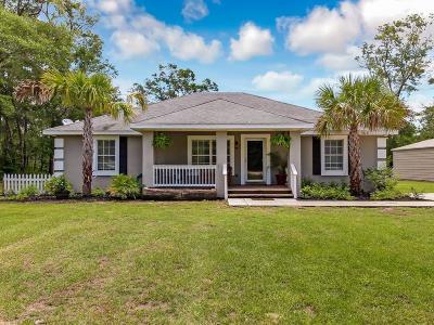 Yulee Single Family Home For Sale: 98252 Swamp Fever Lane