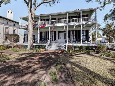 Fernandina Beach Commercial For Sale: 415 Centre Street