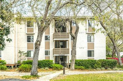 Fernandina Beach Condo/Townhouse For Sale: 2328 Sadler Road #6-C