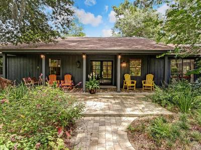Yulee Single Family Home For Sale: 96488 Blackrock Road