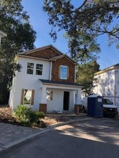 FERNANDINA Single Family Home For Sale: 2142 Shell Cove Circle