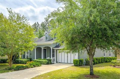 Fernandina Beach Single Family Home For Sale: 95045 Buckeye Court
