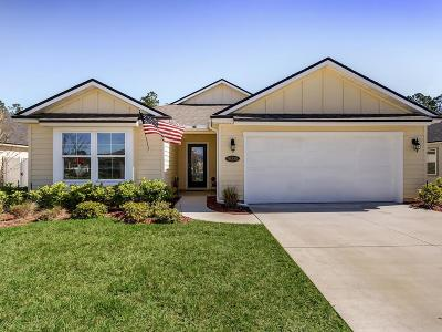 Fernandina Beach Single Family Home For Sale: 95235 Tanglewood Drive