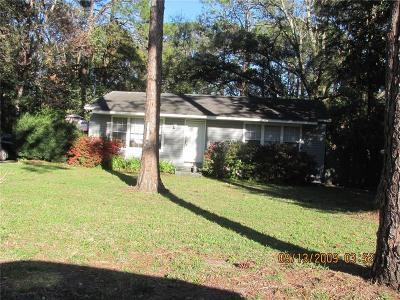 Fernandina Beach Single Family Home For Sale: 514 14th Street