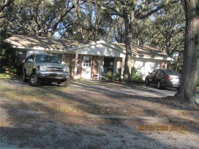 Fernandina Beach Single Family Home For Sale: 428 S 14th Street