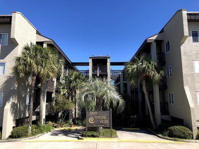 Fernandina Beach Condo/Townhouse For Sale: 3056 S Fletcher Avenue #110