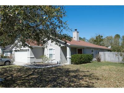 Fernandina Beach Single Family Home For Sale: 96141 Boardwalk Landing
