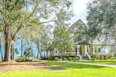 Fernandina Beach Single Family Home For Sale: 96251 Piney Island Drive
