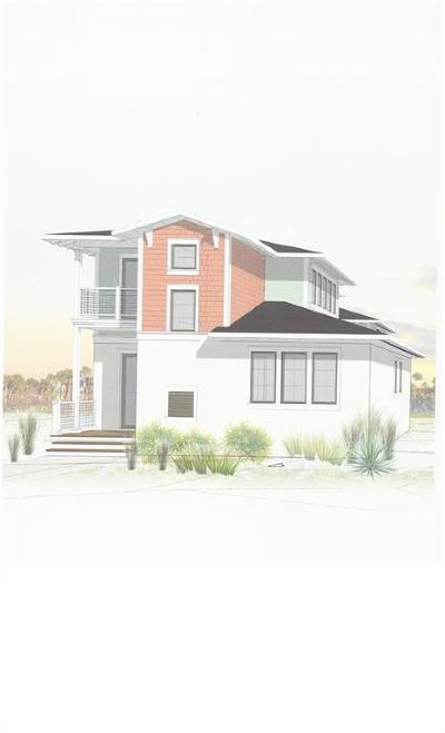 Fernandina Beach Single Family Home For Sale: 3412 1st Avenue