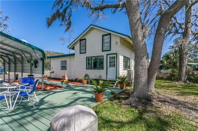 Fernandina Beach Single Family Home For Sale: 94118 Christopher Lane