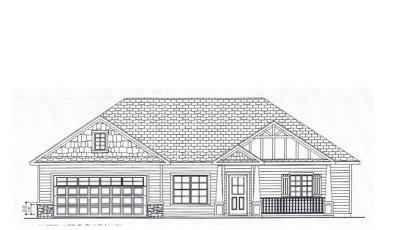 Fernandina Beach Single Family Home For Sale: Tbd Christopher Lane
