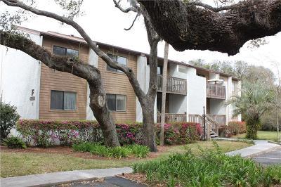 Fernandina Beach Condo/Townhouse For Sale: 2777 Forest Ridge Drive #F-7
