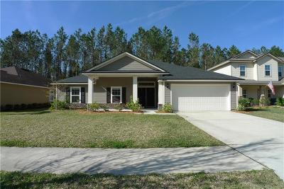 Yulee Single Family Home For Sale: 82117 Hooded Warbler Court