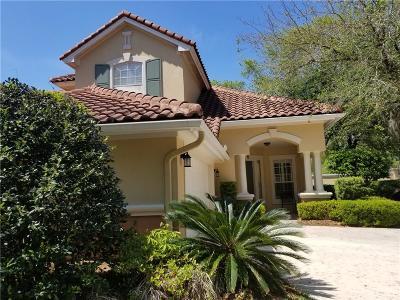 Amelia Island Condo/Townhouse For Sale: 95132 Amalfi Drive #4C