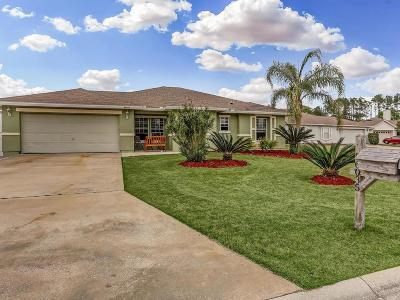 Yulee Single Family Home For Sale: 86035 Jordan Court