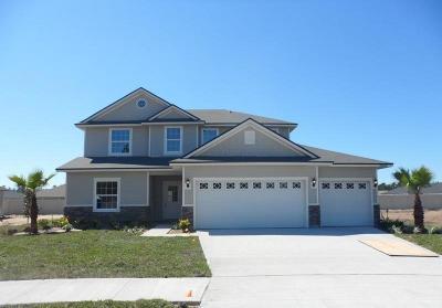 Yulee Single Family Home For Sale: 96365 Granite Terrace