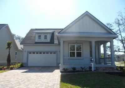 Fernandina Beach Single Family Home For Sale: 1532 Coastal Oaks Circle