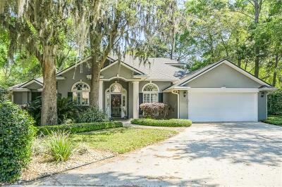 Fernandina Beach Single Family Home For Sale: 95216 Mackinas Circle