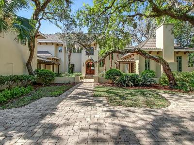 Fernandina Beach Single Family Home For Sale: 3 Marsh Hawk Road