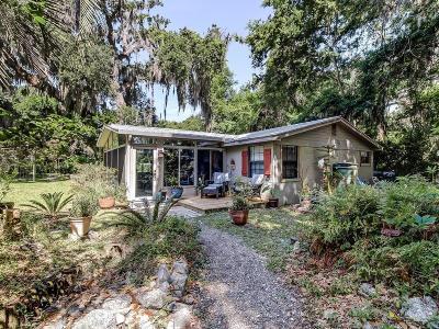 Fernandina Beach Single Family Home For Sale: 95007 Boyett Lane