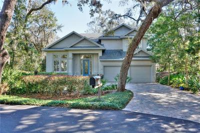 Fernandina Beach Single Family Home For Sale: 4 Royal Tern Road