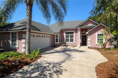 Fernandina Beach Single Family Home For Sale: 96575 Otter Run Drive