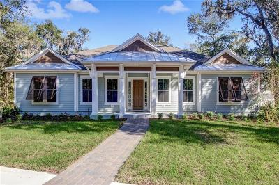 Yulee Single Family Home For Sale: 29201 Grandview Manor