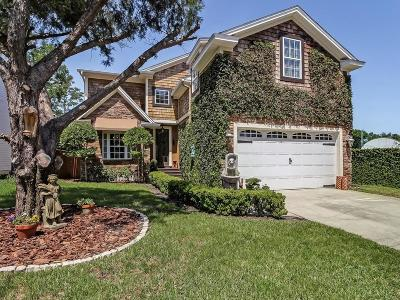 Fernandina Beach FL Single Family Home For Sale: $489,900