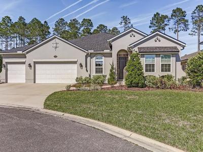 Fernandina Beach Single Family Home For Sale: 95092 Royal Palm Court