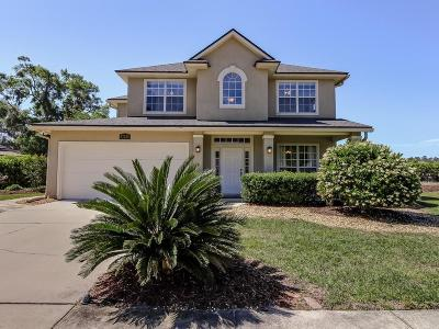 Yulee Single Family Home For Sale: 87239 Branch Creek Drive