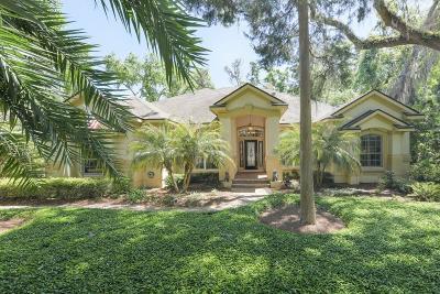 Fernandina Beach Single Family Home For Sale: 129 Sea Marsh Road