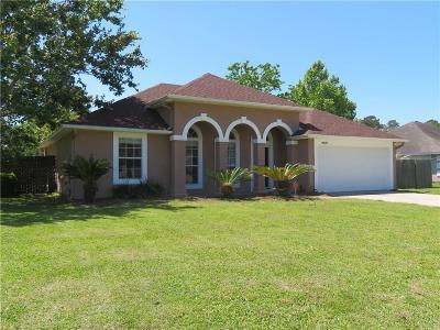 Fernandina Beach Single Family Home For Sale: 96040 Hickory Place